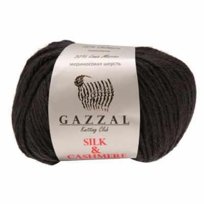 Пряжа GAZZAL Silk & Cashmere Цвет.455