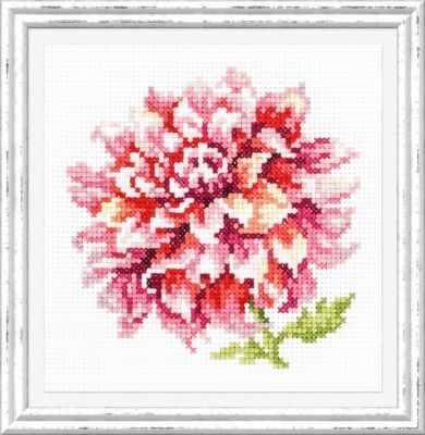 Фото - Набор для вышивания Чудесная игла 150-008 Георгин чудесная планета земля