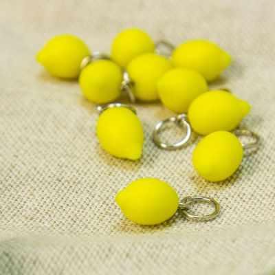 Аксессуар для вязания - Маркеры для вязания. Лимон