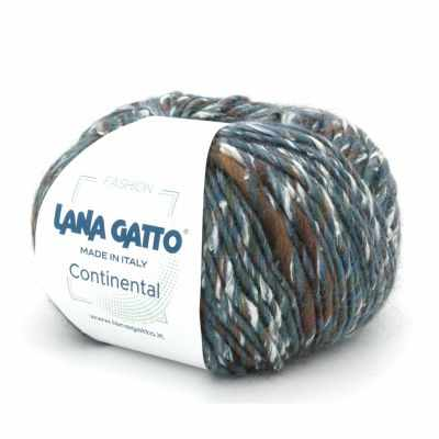 Пряжа Lana Gatto Пряжа Lana Gatto CONTINENTAL Цвет.8798