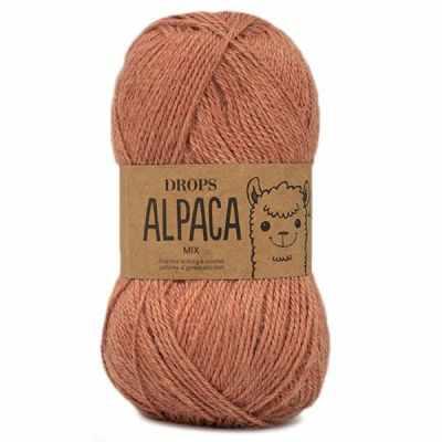 Пряжа DROPS Пряжа DROPS Alpaca Цвет.9026