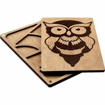Органайзер Волшебная страна FLZB-067 Органайзер для бисера с деревянной крышкой
