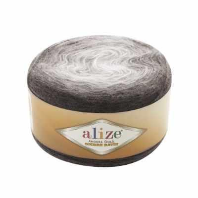Пряжа Alize Пряжа Alize Angora Gold Ombre Batik Цвет.7267