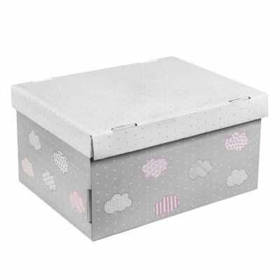 Подарочная коробка Дарите Счастье 2640225 Складная коробка «Для воспоминаний»