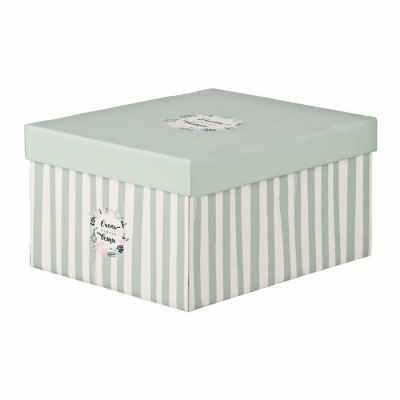 Подарочная коробка Арт Узор 3425494 Складная коробка «Очень нужные вещи»