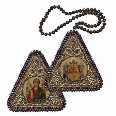 Набор для вышивания Nova Sloboda ТР 1022 Богородица