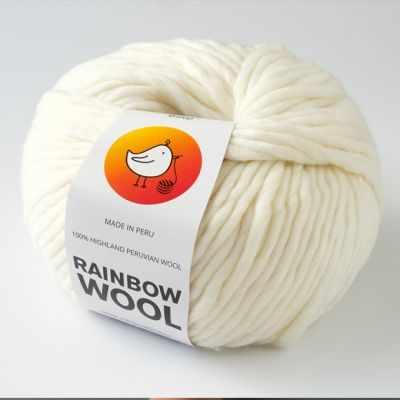 Пряжа RAINBOW BIRD Пряжа RAINBOW BIRD RAINBOW WOOL Цвет.Bright пряжа rainbow bird пряжа rainbow bird rainbow wool цвет smoky violet