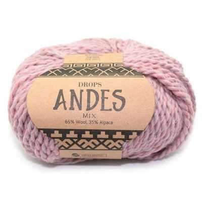 Пряжа DROPS Пряжа DROPS Andes Цвет.4276