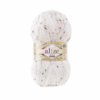 Пряжа Alize Пряжа Alize Alpaca Tweed Цвет.55