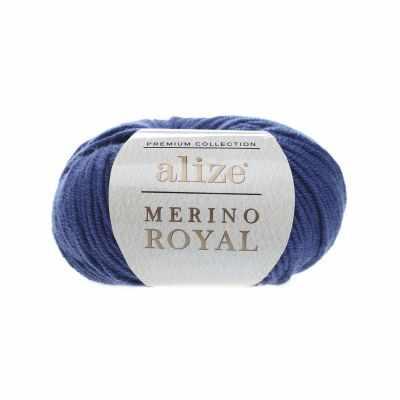 Пряжа Alize Пряжа Alize Merino Royal Цвет.444