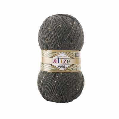 Пряжа Alize Пряжа Alize Alpaca Tweed Цвет.196