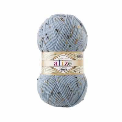 Пряжа Alize Пряжа Alize Alpaca Tweed Цвет.356