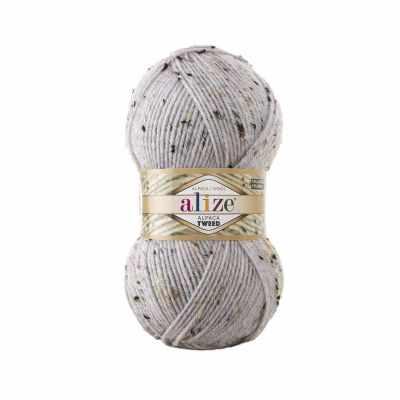 Пряжа Alize Пряжа Alize Alpaca Tweed Цвет.684
