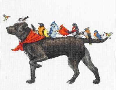 35385 DMS Охотничья собака