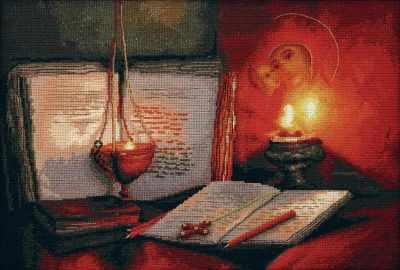 Набор для вышивания Чарiвна Мить М-377 Святые писания