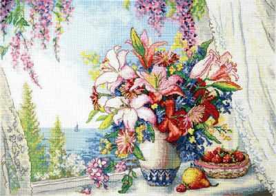 Набор для вышивания Чарiвна Мить М-383 Морской аромат