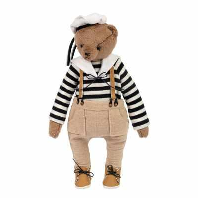 Набор для изготовления игрушки Miadolla TD-0274 Медведь Стивен (Miadolla)