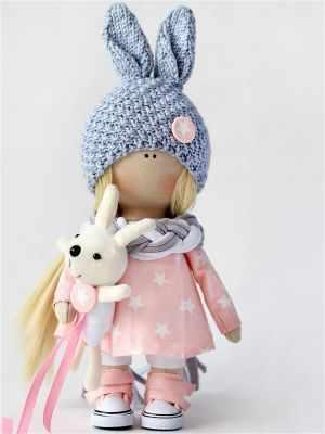 Набор для изготовления игрушки Арт ткани Набор для изготовления кукол