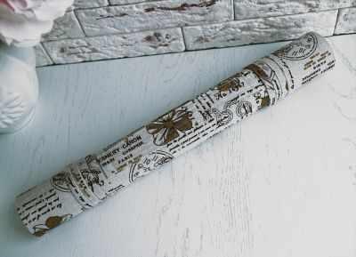 Ролл для вышивки Arapova A. Кофе в Париже, коричневый - ролл для вышивки