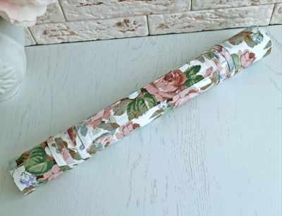 Ролл для вышивки Arapova A. Дымчатая роза, коричневый - ролл для вышивки