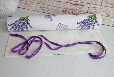 Ролл для вышивки Arapova A. Аромат лаванда, коричневый - ролл для вышивки