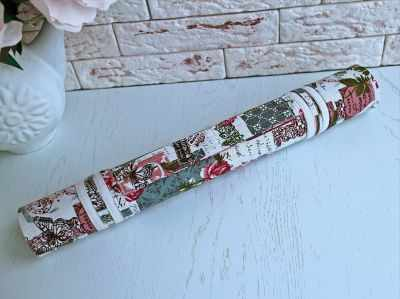 Ролл для вышивки Arapova A. Розы прованса, коричневый - ролл для вышивки