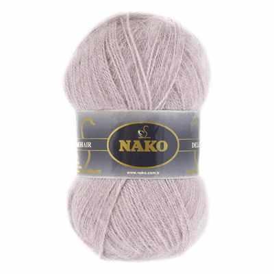 Пряжа Nako Пряжа Nako Mohair delicate Nako Цвет.11503