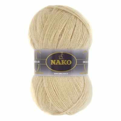 Пряжа Nako Пряжа Nako Mohair delicate Nako Цвет.6104