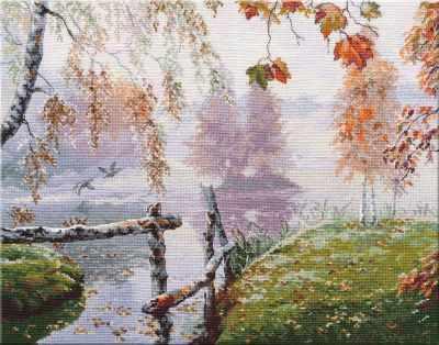 1281 Уж небо осенью дышало