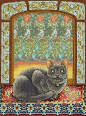 Набор для вышивания Classic Design 4474 На окне