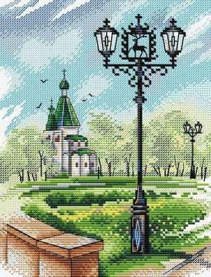 Набор для вышивания МП Студия М-447 Нижний Новгород