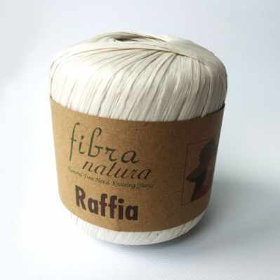 Пряжа Fibra Natura Пряжа Fibra Natura Raffia Цвет.116-15