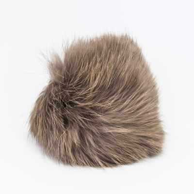 Помпон - Помпон D9 мех кролик Цвет.06 Светло коричневый