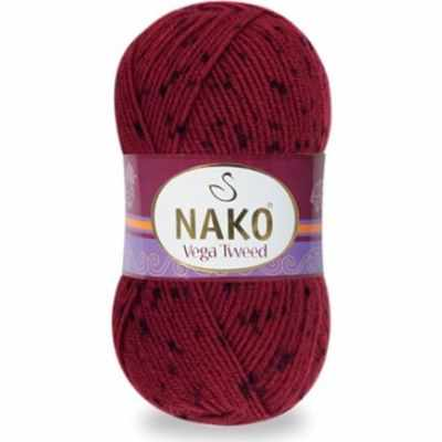 Пряжа Nako Пряжа Nako Vega Tweed Цвет.35022