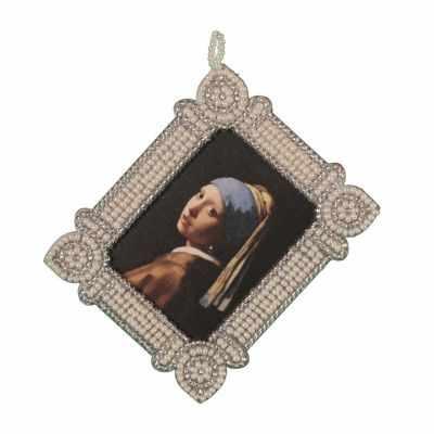 Фото - Набор для вышивания Nova Sloboda РВ4458 Девушка с жемчужиной макс зейдевиц рут зейдевиц девушка с жемчужиной