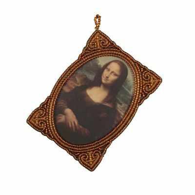 Набор для вышивания Nova Sloboda РВ4473 Мона Лиза