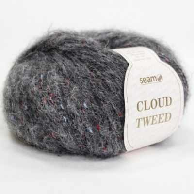 Пряжа Seam Пряжа Seam Cloud Tweed Цвет.49723