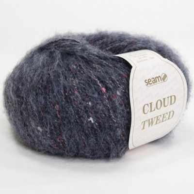 Пряжа Seam Пряжа Seam Cloud Tweed Цвет.84197