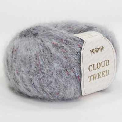Пряжа Seam Пряжа Seam Cloud Tweed Цвет.84194