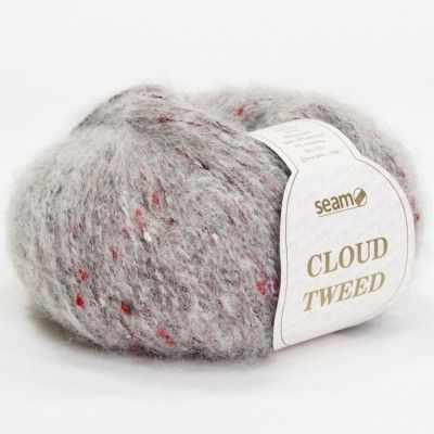 Пряжа Seam Пряжа Seam Cloud Tweed Цвет.52456