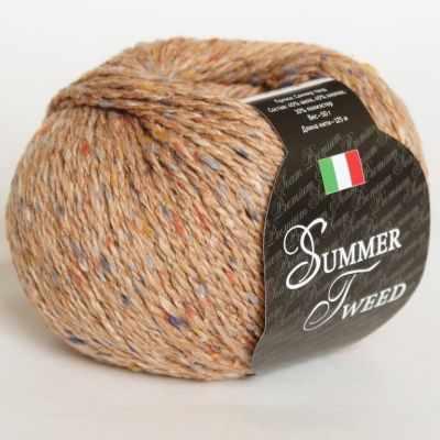 Пряжа Seam Пряжа Seam Summer Tweed Цвет.02