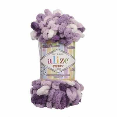 Пряжа Alize Пряжа Alize PUFFY COLOR Цвет.5923