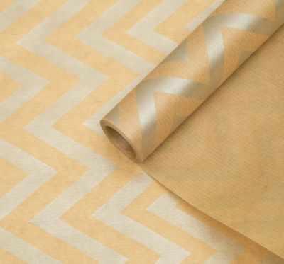 Бумага для упаковки подарков - 3390888 Бумага упаковочная крафт
