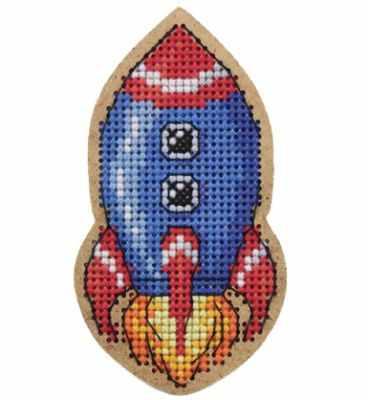 Набор для вышивания Дивная вишня ВВ-54 Ракета набор для вышивания дивная вишня вв 65 мускари