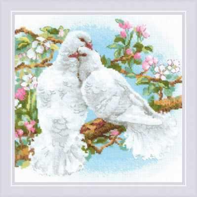 """1856 """"Белые голуби"""""""