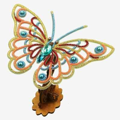 Набор для вышивания Вдохновение BGP-081 Ажурная бабочка