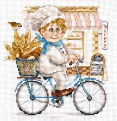 6-10 Пекарь