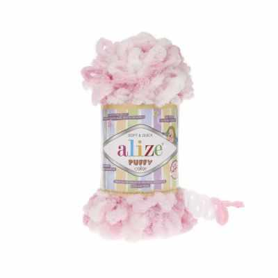 Пряжа Alize Пряжа Alize PUFFY COLOR Цвет.5863