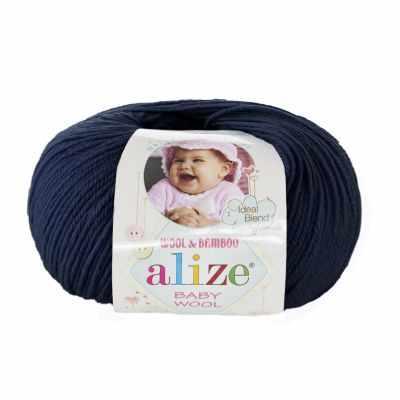 Пряжа Alize Пряжа Alize Baby Wool Цвет.58