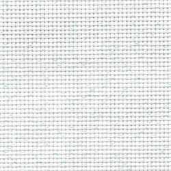 Канва Gamma Канва К03L Аида белый с перламутровым люрексом шир. 50*75 11ct